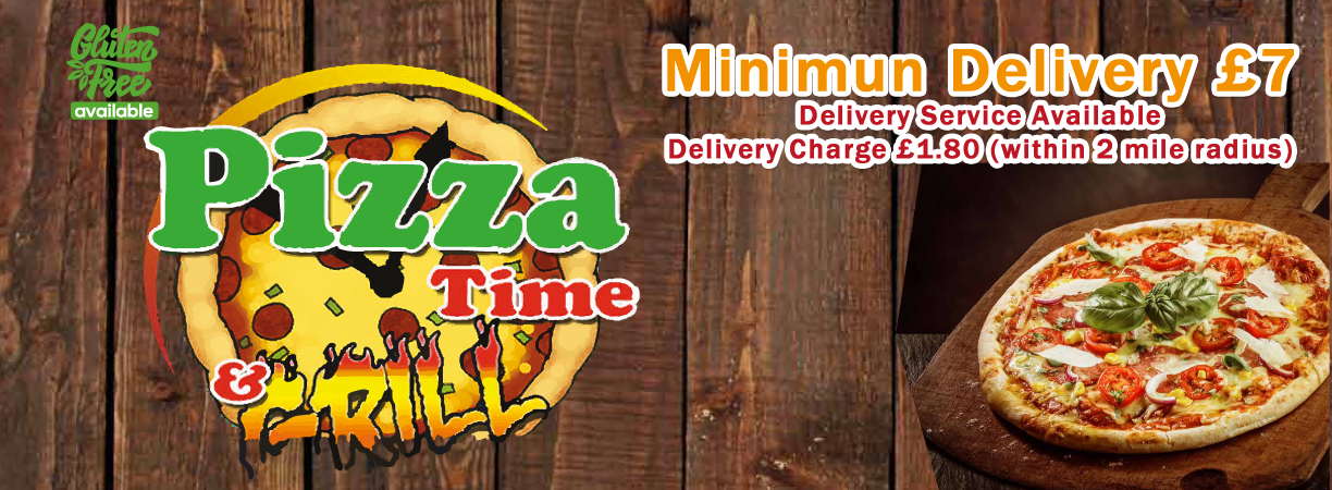 Pizza Time Consett