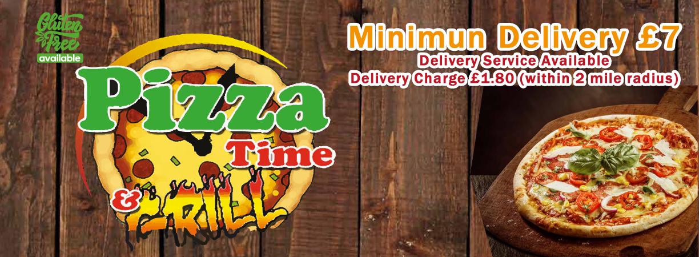 Pizza Time Consett